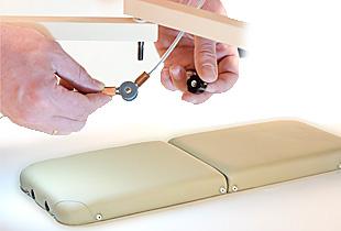 healthcorner massageliegen und zubeh r healthcorner. Black Bedroom Furniture Sets. Home Design Ideas